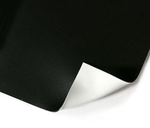 Balletvloer zwart per rol van 4*2m [8m2]