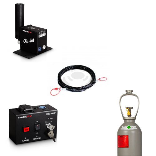 Magic FX CO2 Set Jet 1 – Small