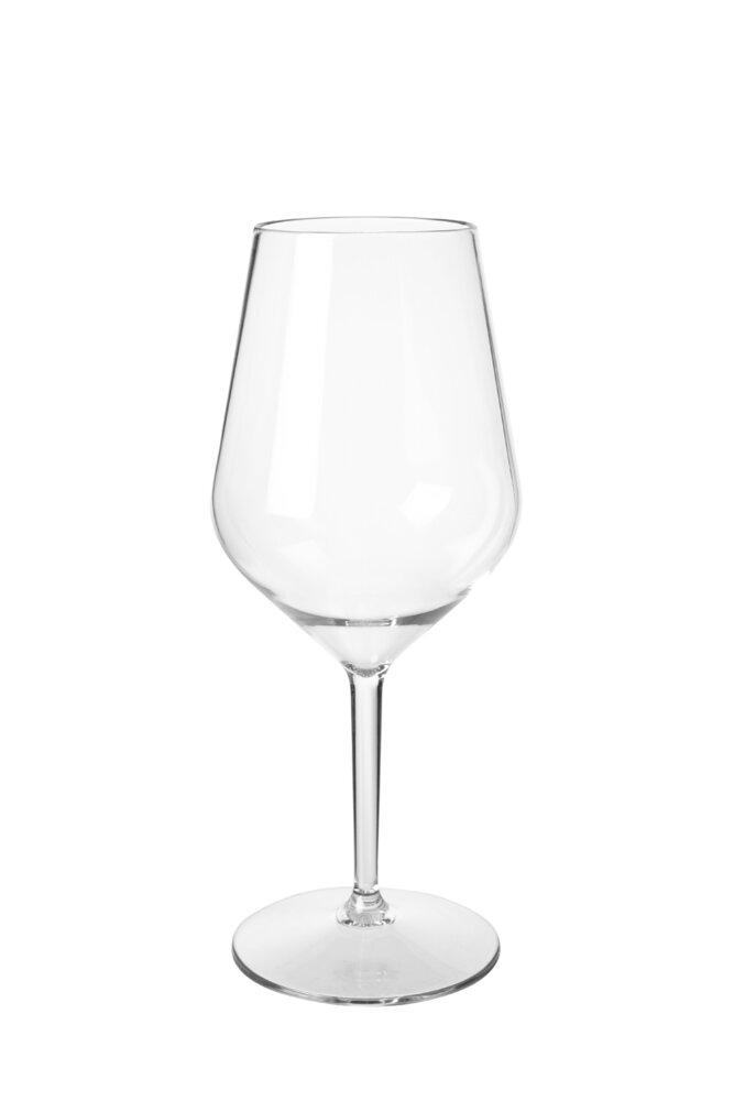 Hardcup wijnglas op voet