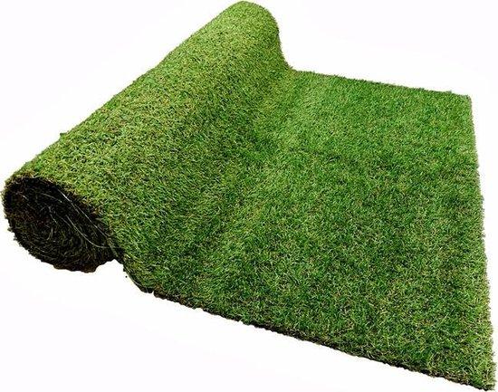 Kunstgras groen 4*1m [4m]