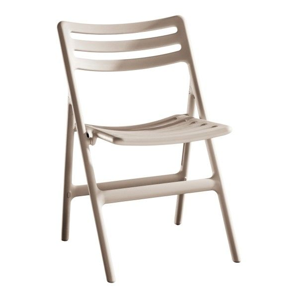 Folding Air Chair [Beige]