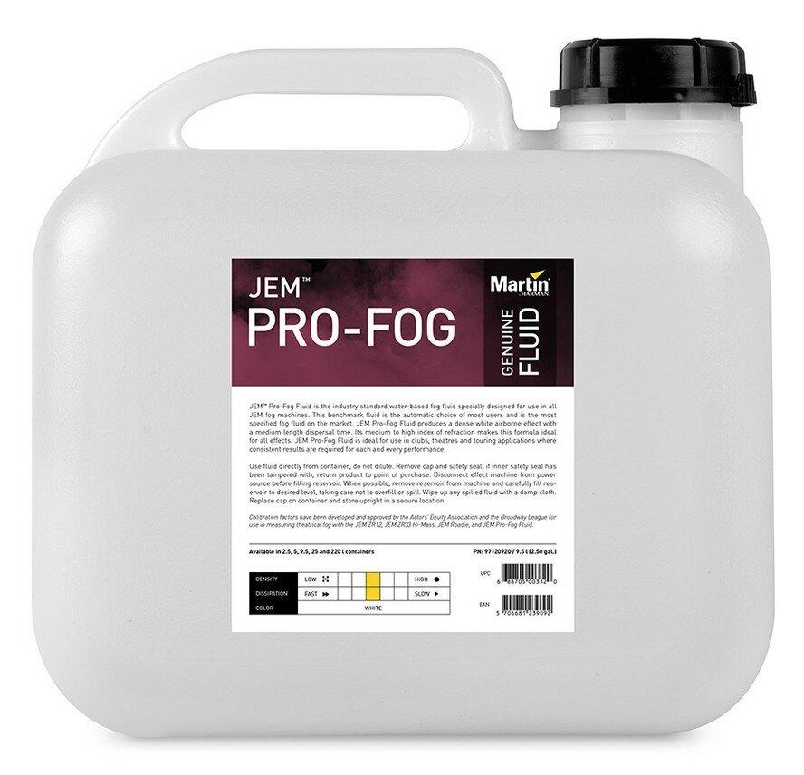Martin Rookvloeistof 9,5L [Jem Pro-Fog]