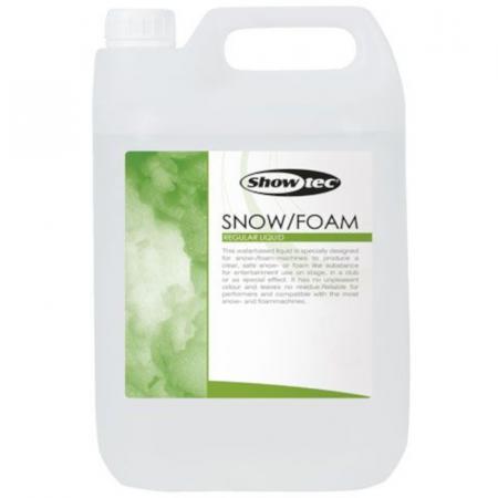 Showtec sneeuw-schuimvloeistof  5 liter