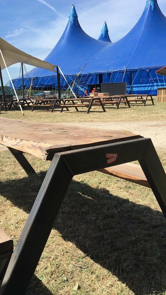 Stamtafel picknick